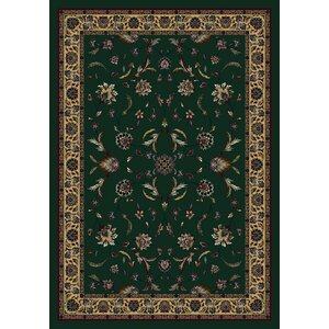 Signature Isfahan Emerald Area Rug