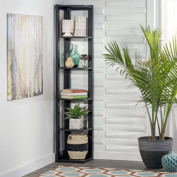 Lola Corner Unit Bookcase by Zipcode Design