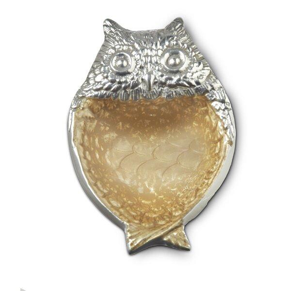 Owl 4.5 Decorative Bowl by Julia Knight Inc