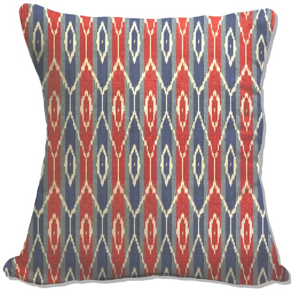 Zorcan Decorative Cotton Throw Pillow by Homewear Linens
