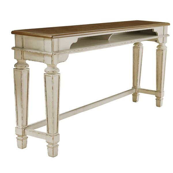 Roberson 72'' Console Table By Rosalind Wheeler