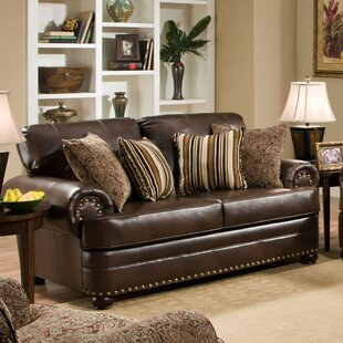 Simmons Upholstery Obryan Loveseat by DarHome Co