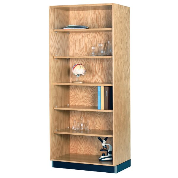 6 Compartment Bookshelf by Diversified Woodcrafts