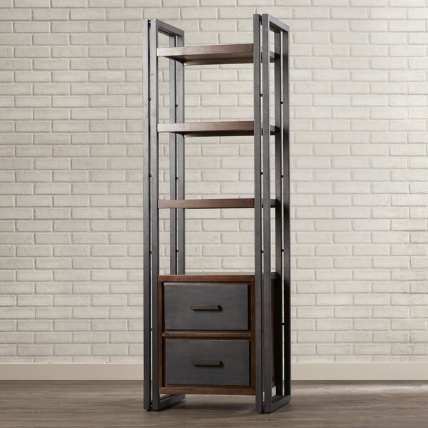 Bernardini Standard Bookcase by Brayden Studio