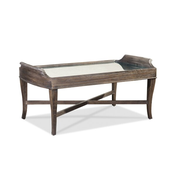Pond Brook Coffee Table by Darby Home Co