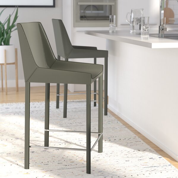 Walter 26 Bar Stool (Set of 2) by Langley Street