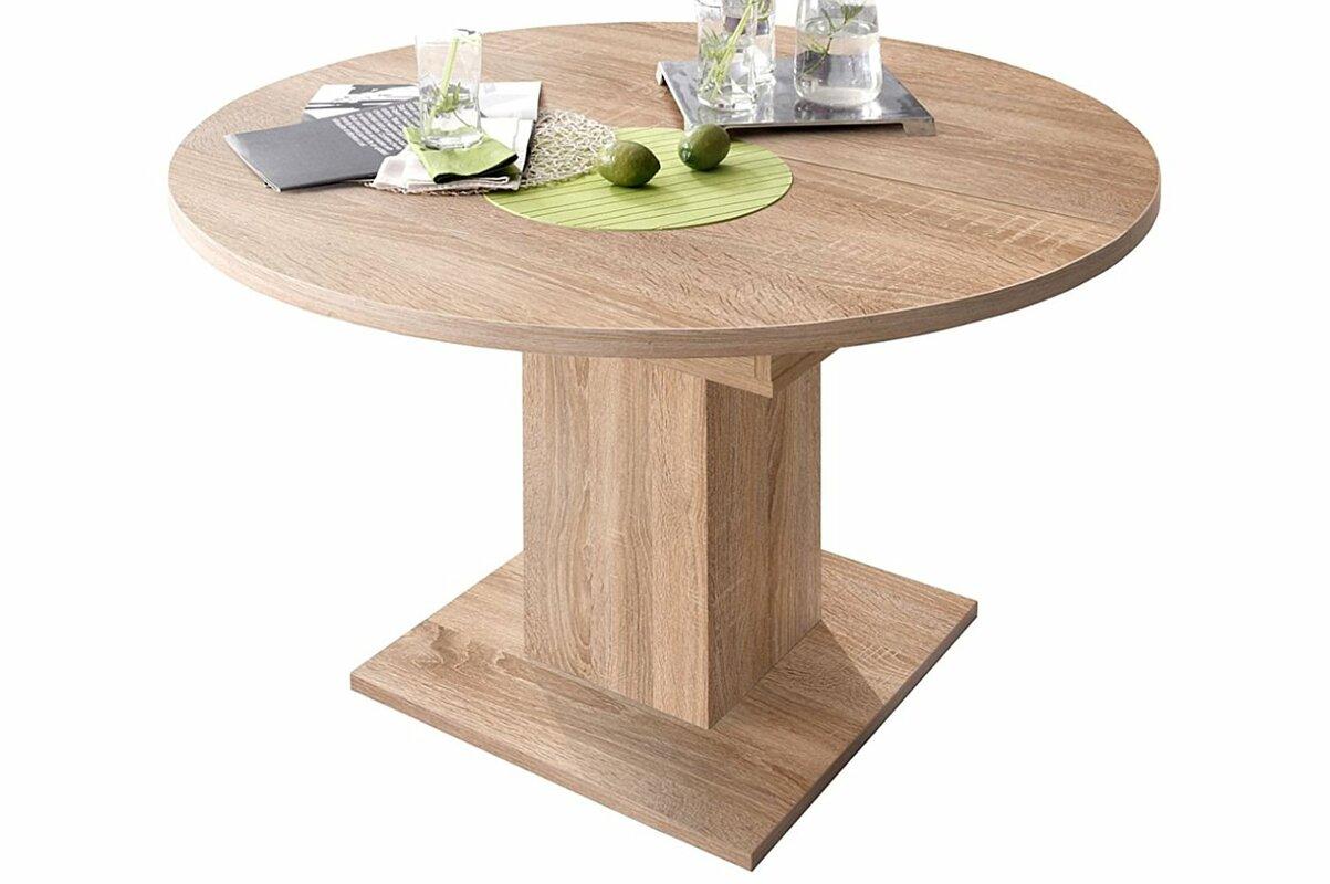 caracella ausziehbarer esstisch oliver bewertungen. Black Bedroom Furniture Sets. Home Design Ideas