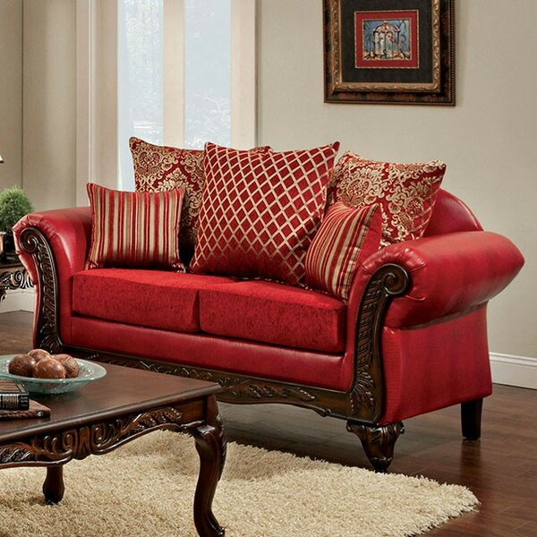 Leroy Loveseat by Astoria Grand