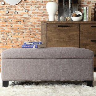 Wyncrest Upholstered Storage Bench