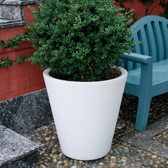 Plastic Pot Planter by Serralunga