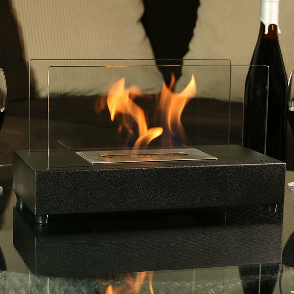 El Fuego Ventless Bio-Ethanol Tabletop Fireplace by Wildon Home ®