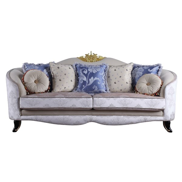 Modern Collection Joni Sofa by House of Hampton by House of Hampton