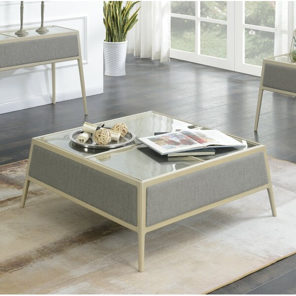 Alfredo Coffee Table by Rosdorf Park