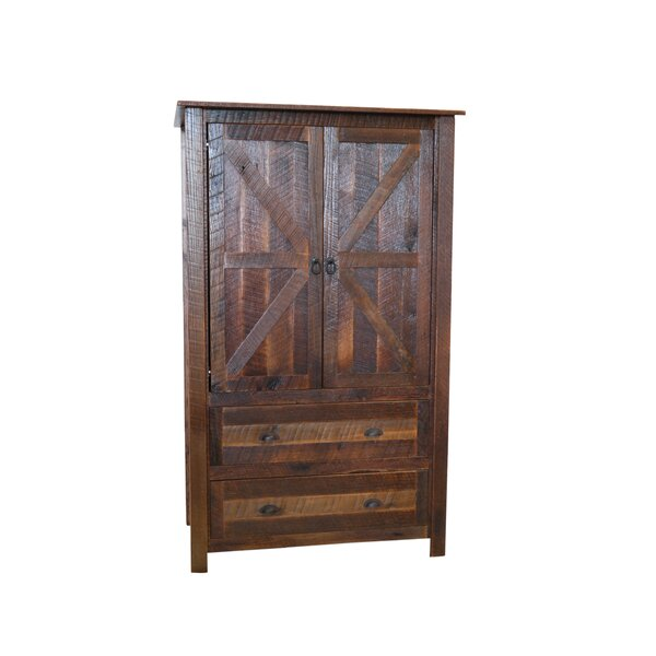 Barnwood Armoire by Fireside Lodge