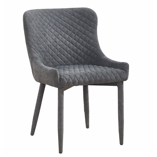 Diantha Upholstered Dining Chair by Wrought Studio