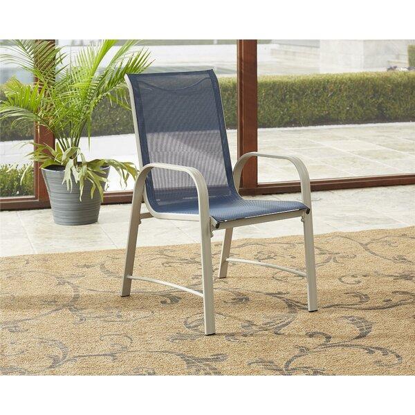 Kohlmeier Patio Dining Chair (Set of 6) by Zipcode