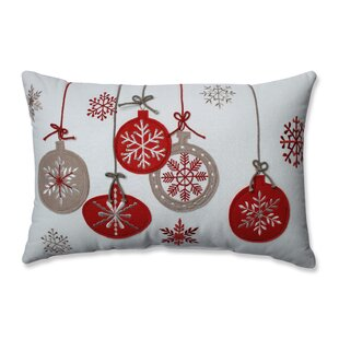 country home ornaments 100 cotton lumbar pillow - Country Christmas Ornaments