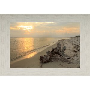 Coastal Framed Photographic Print by Pictures and Mirrors