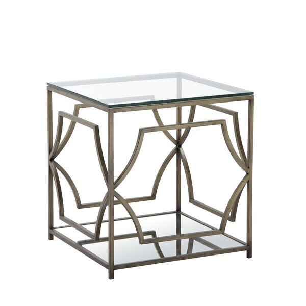 Edward End Table by Willa Arlo Interiors