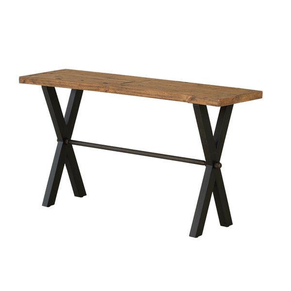 Bettencourt 55'' Solid Wood Console Table By Millwood Pines