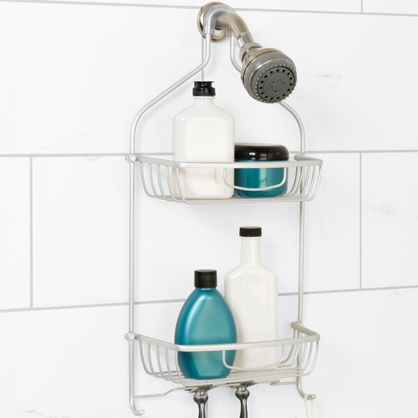 Never Rust Shower Caddy by Versalot
