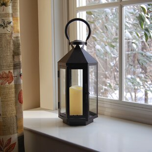 Comparison Metal Lantern By LumaBase