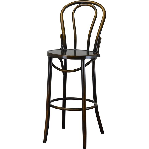 Industrial Antique Copper 30.5 Bar Stool by DHC Furniture