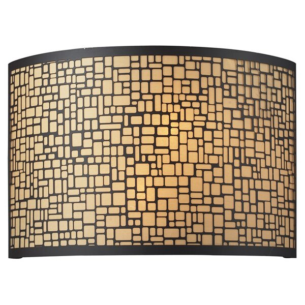 Pyla 2-Light Wall Sconce by Bay Isle Home