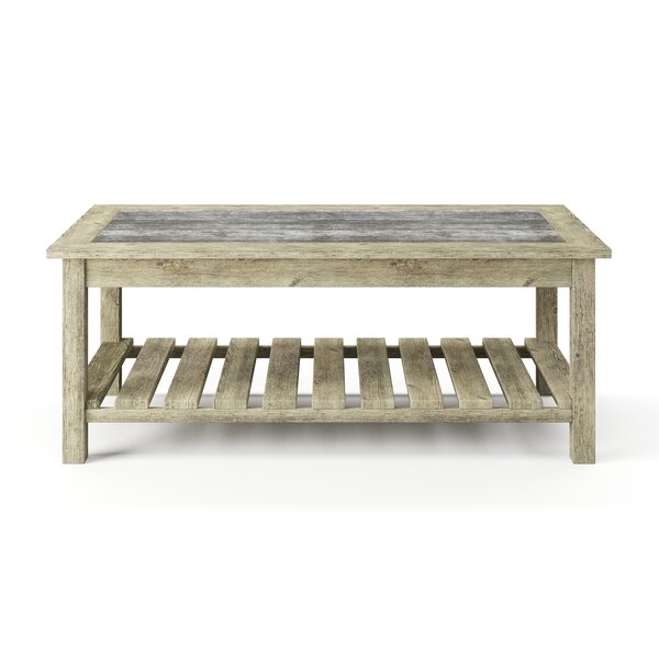 Deese Coffee Table With Storage By Highland Dunes