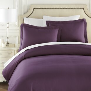 Purple Duvet Cover Sets You\'ll Love