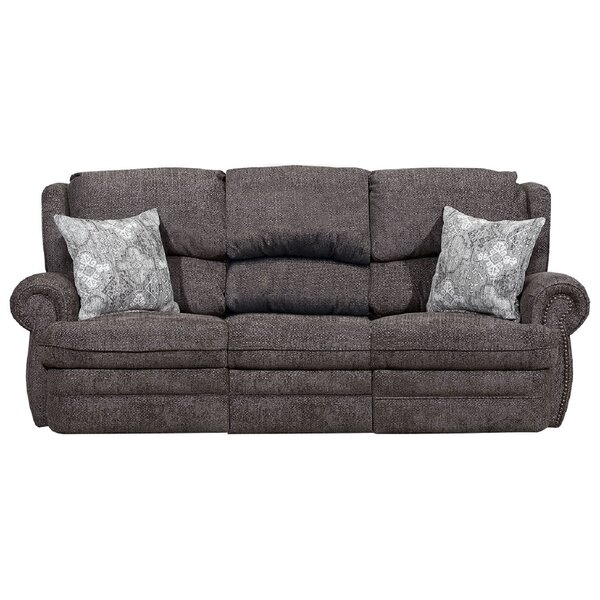 Chute Reclining Sofa by Darby Home Co