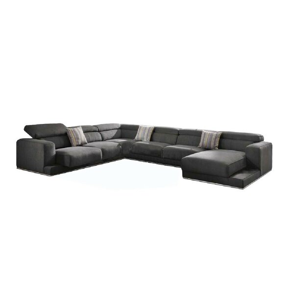 Pagedale Modular Sectional by Orren Ellis