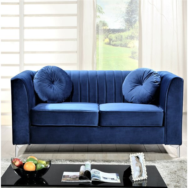 Doucette Loveseat by Mercer41