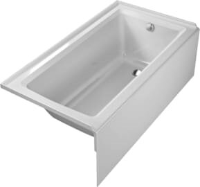Architec 60 x 32 Alcove Soaking Bathtub by Duravit