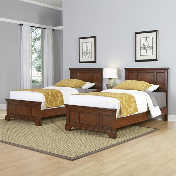 Elise Panel 3 Piece Bedroom Set by Viv + Rae