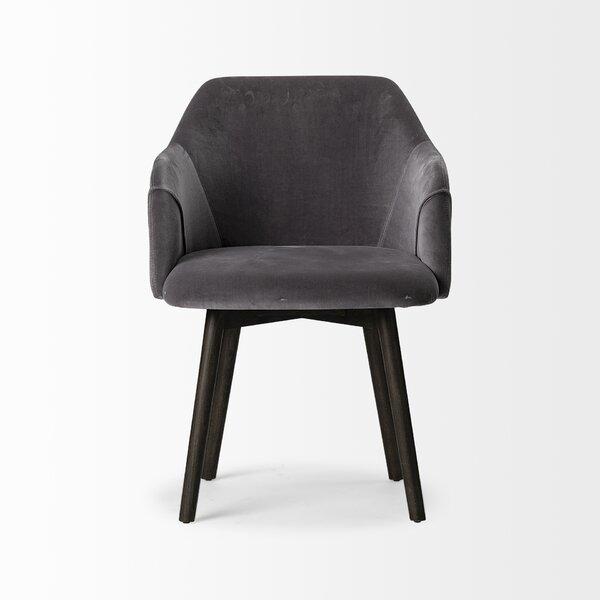 Baden Upholstered Dining Chair by Brayden Studio Brayden Studio