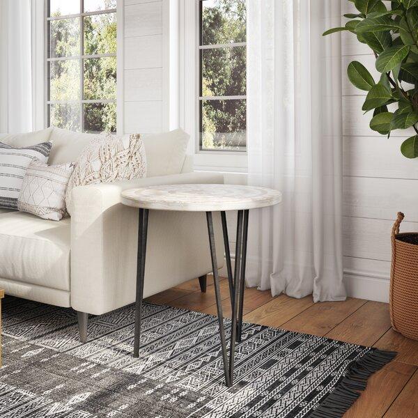 Gerke End Table By Bungalow Rose