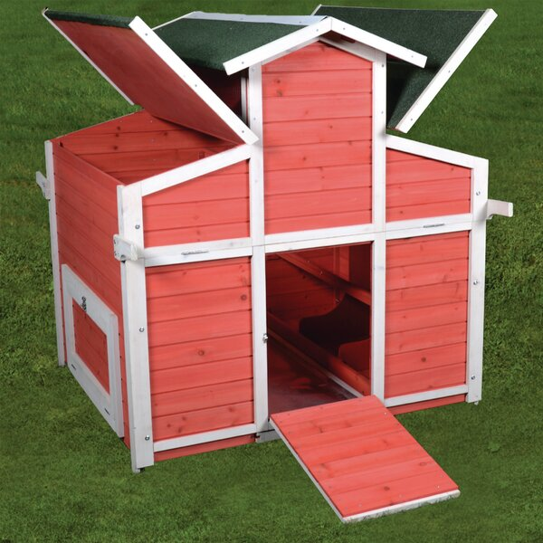 Little Hen Big Chicken Coop by Ware Manufacturing