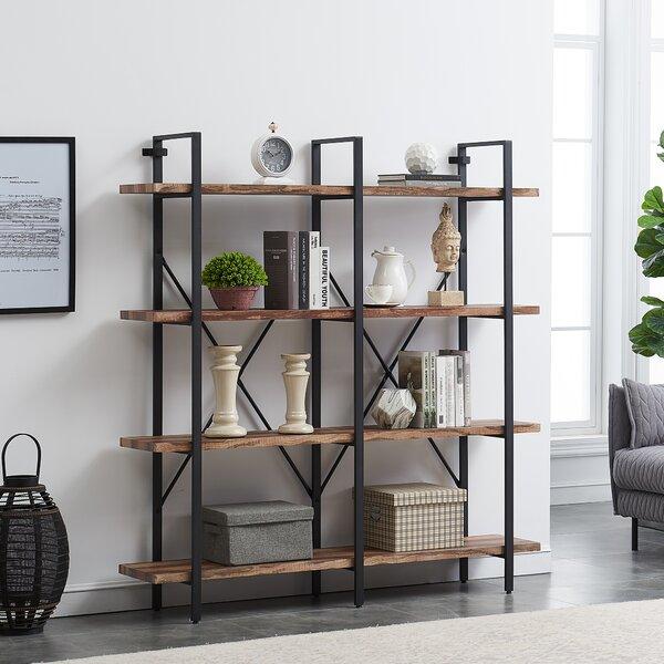 Khat Double Etagere Bookcase By Gracie Oaks
