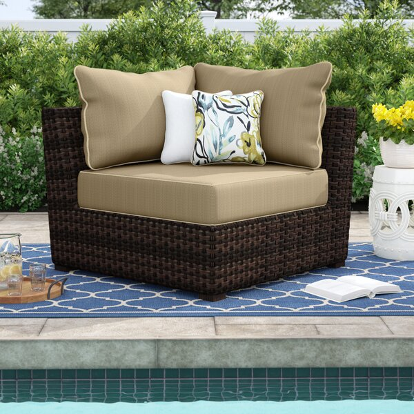 Dante Patio Chair with Cushions (Set of 2) by Sol 72 Outdoor