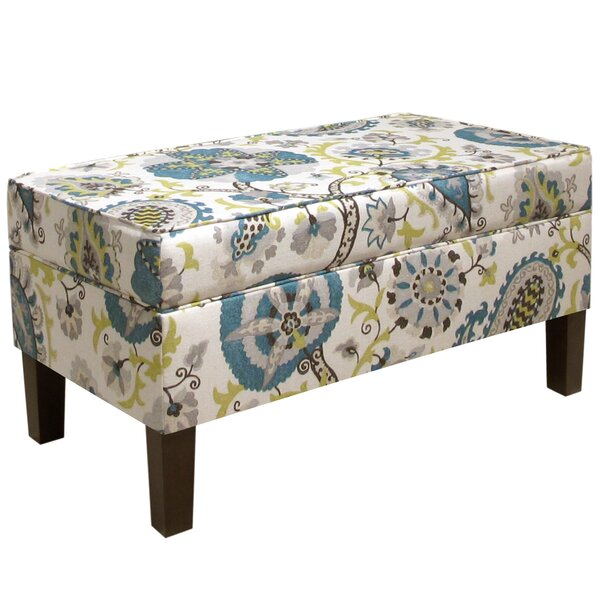 Owensburg Flip Top Storage Bench by Alcott Hill