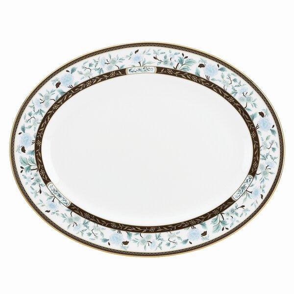 Palatial Garden Oval Platter by Marchesa by Lenox