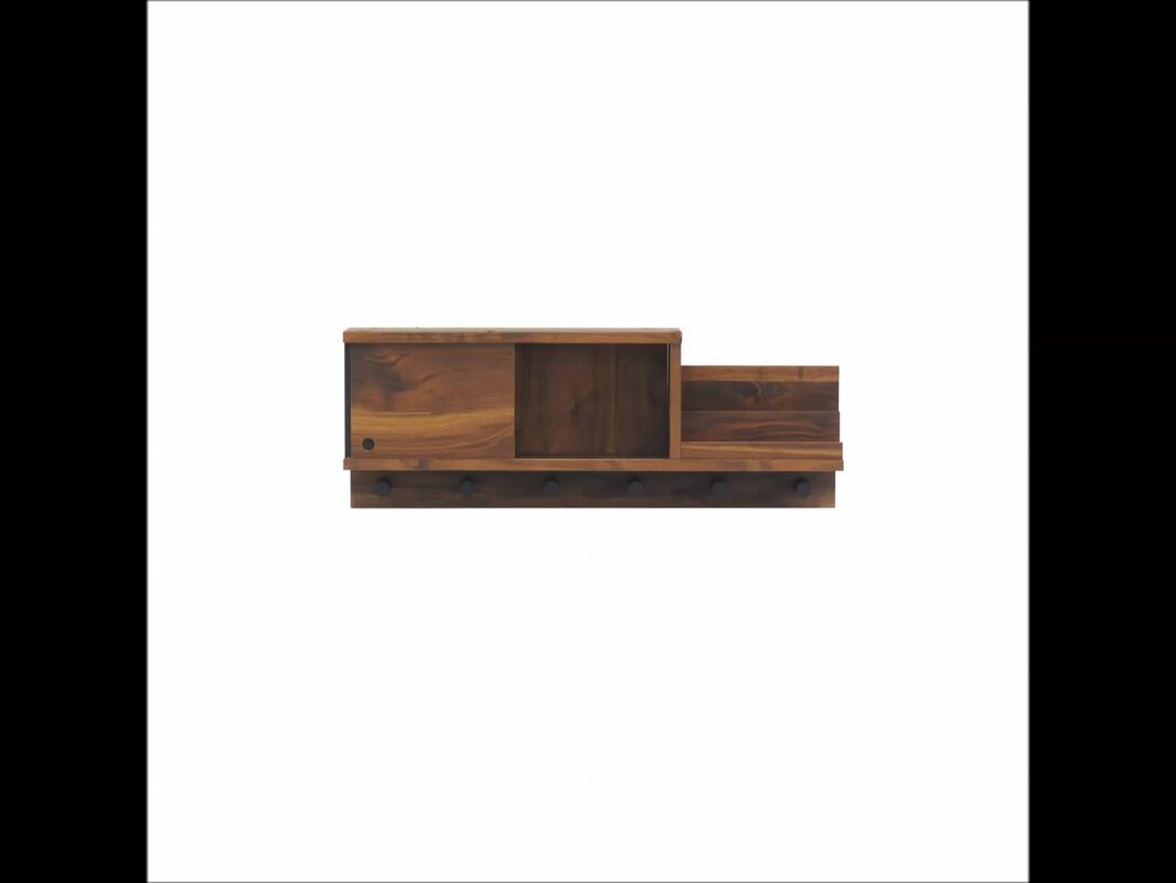 reviews furniture rack wayfair utility pdx richelieu wall coat mounted