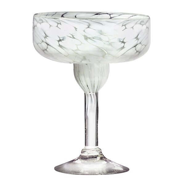 Carmen 15 oz. Glass Cocktail Glass (Set of 4) by Global Amici