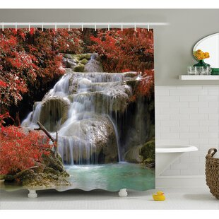 24 x 36 Kess InHouse Allison Soupcoff Tart Red Teal Luxe Rectangle Panel