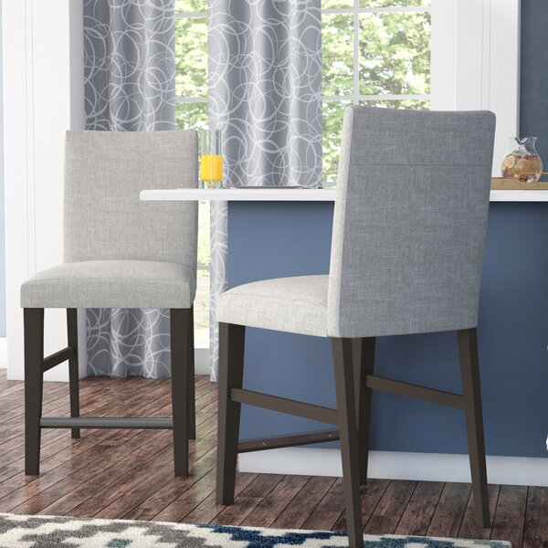Alena Upholstered Dining Chair (Set of 2) by Brayden Studio
