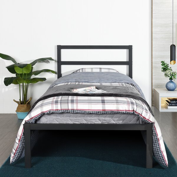 Harrietstown Platform Bed by Ebern Designs