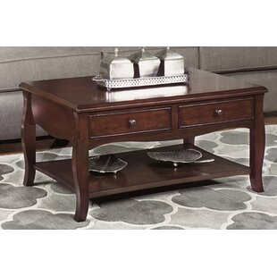 Cherry Queen Anne Coffee Table Wayfair