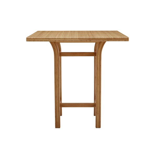 Tulip Counter Height Bistro Table By Greenington 2019 Sale