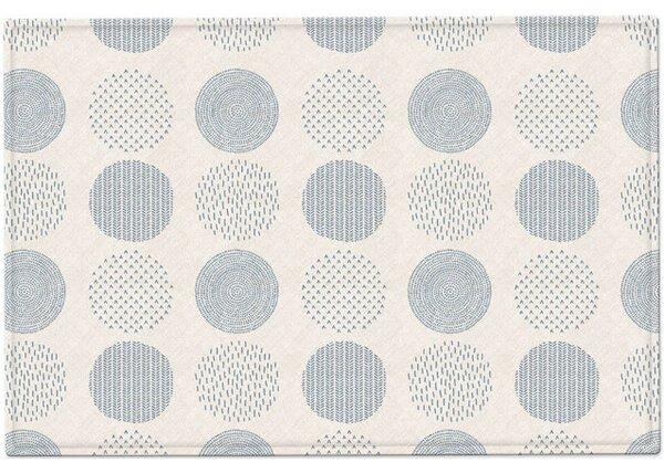 Spot/Cloud Bebe Pure Soft Floor Mat by Parklon